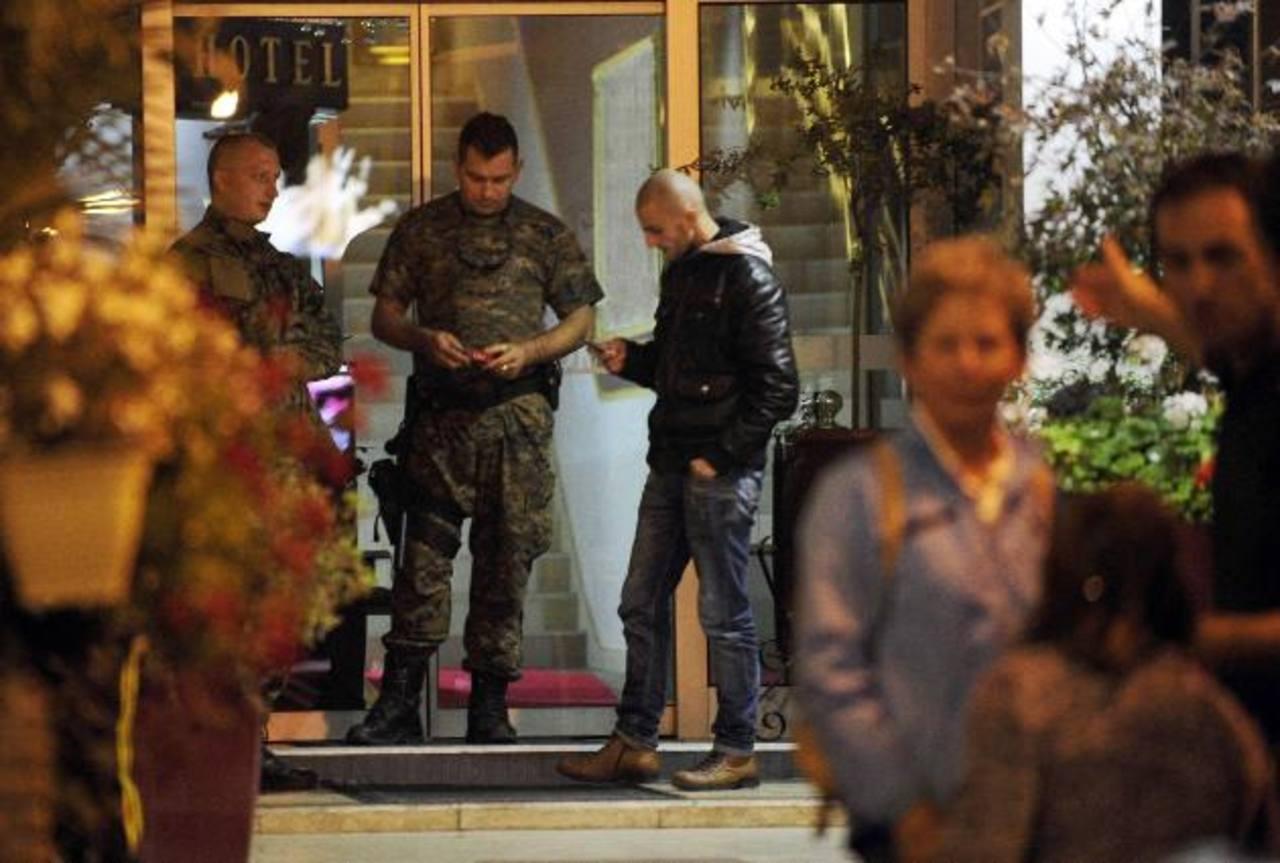 Macedonia aísla hotel después de muerte de británico por sospecha de ébola