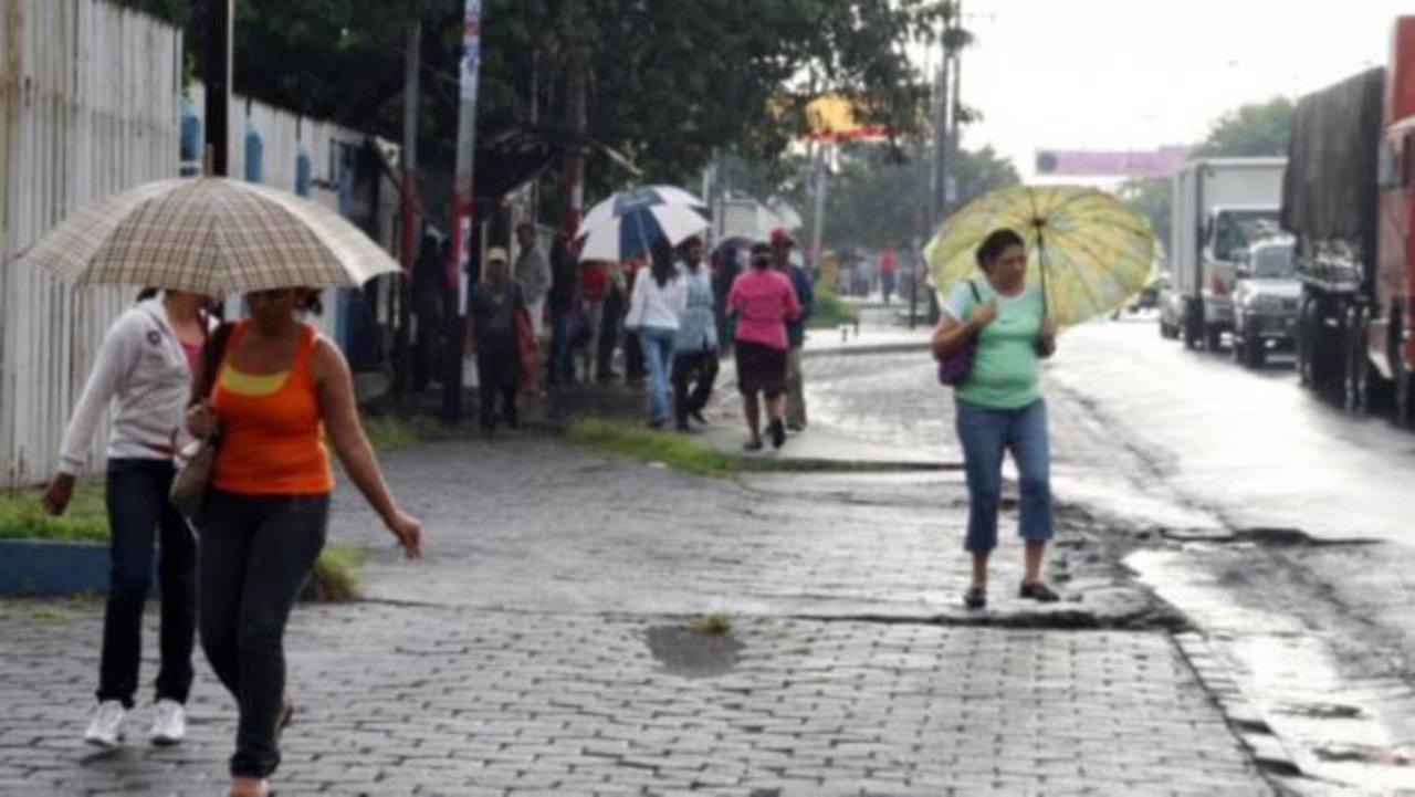Suman cinco los muertos por las lluvias en Nicaragua