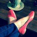 Shoefie, la nueva moda de redes sociales