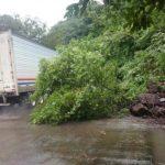 Lluvias generan inundaciones en la zona oriental
