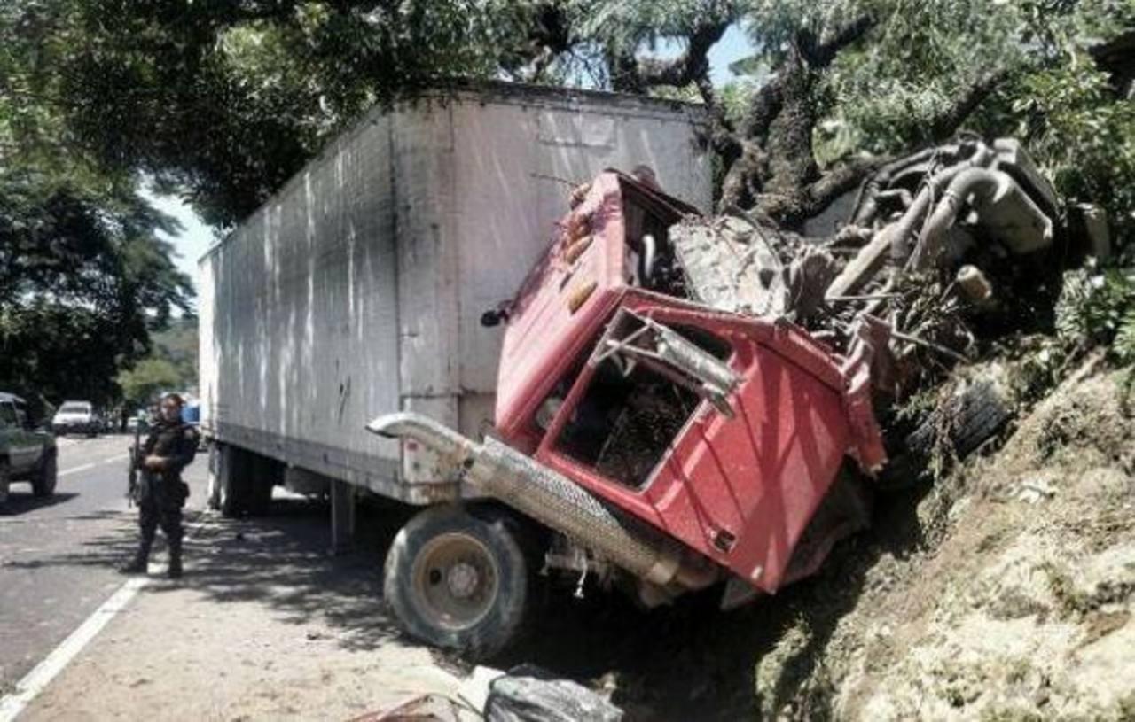 El accidente vial ocurrió sobre el kilómetro 19 de la carretera Troncal del Norte.