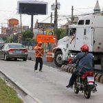 "Ministro Gerson Martínez: ""Cymimex abandonó la obra"""