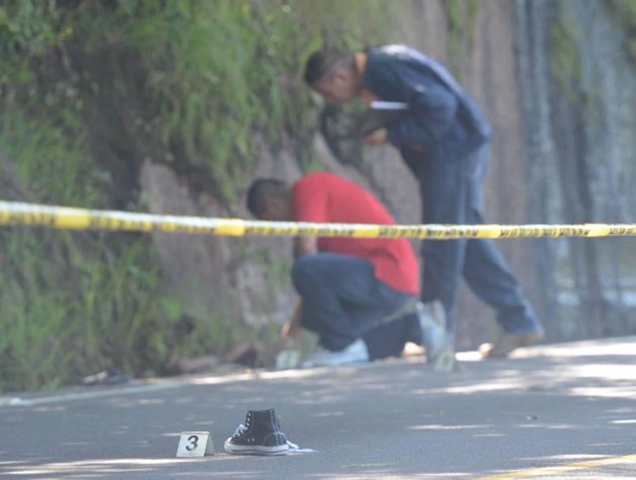 Matan a sujeto que participó en el robo de las guacamayas a pocos días de completar su pena. Foto EDH / Douglas Urquilla.