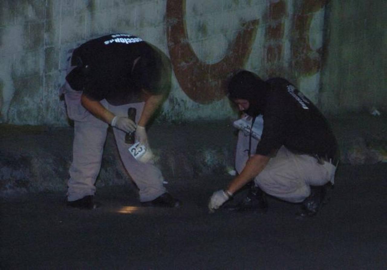 La víctima fue llevada al Hospital San Bartolo, pero murió por la gravedad de las lesiones.