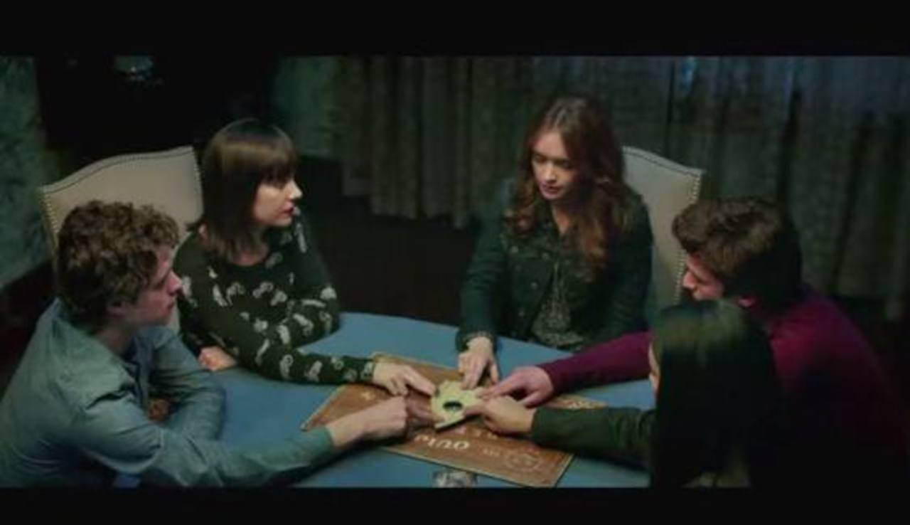 """La """"Ouija"""" en primer sitio de taquilla norteamericana"""