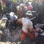 Mueren 9 en Nicaragua al colapsar un muro por intensas lluvias