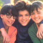Josh Saviano, Fred Savage y Danica McKellar