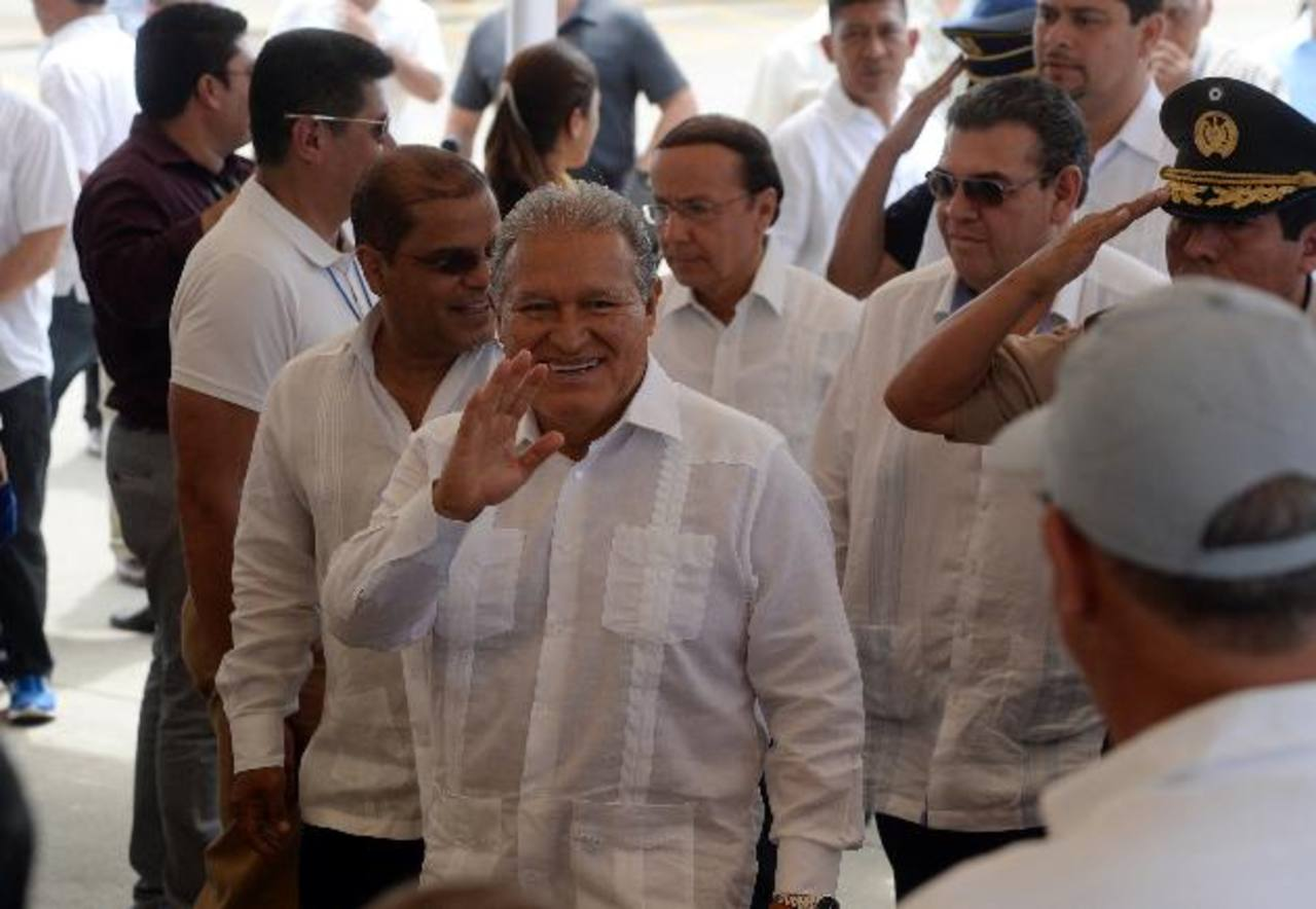 Presidente de El Salvador visitará México
