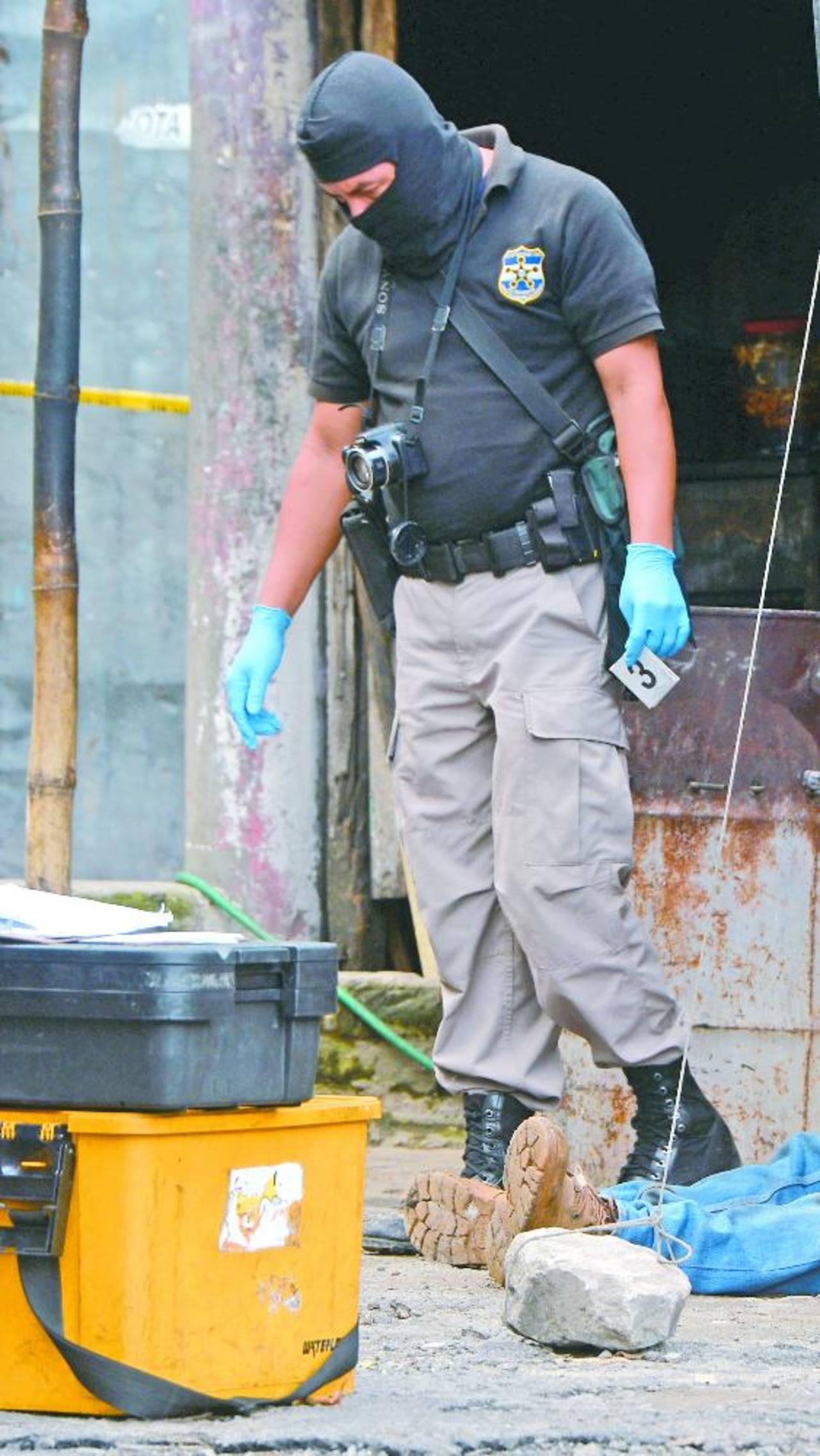 Policía registra 1,116 homicidios más con relación al 2013.