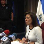 Ana Vilma de Escobar prioriza labor legislativa