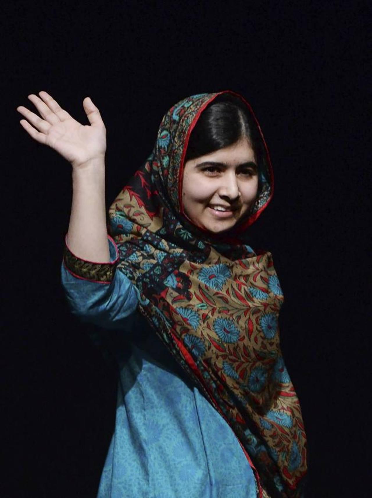 Malala Yousafzai es la premiada más joven con el Nobel de la Paz y el Sájarov a la libertad de conciencia.