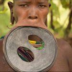 Ella es Ataye, la chica con el labio más grande registrado