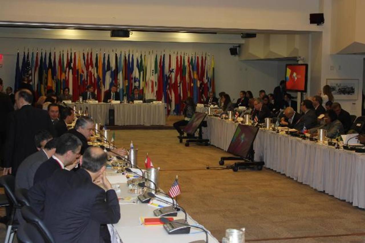 Los ministros de Hacienda y Finanzas de la región concluyeron la cumbre regional.