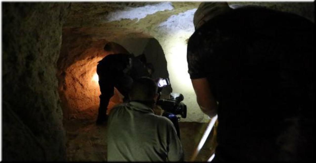 Este es el escondite que usaban los pandilleros en San Martín