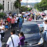 Docentes marcharán el 13 de noviembre en demanda de revisión salarial