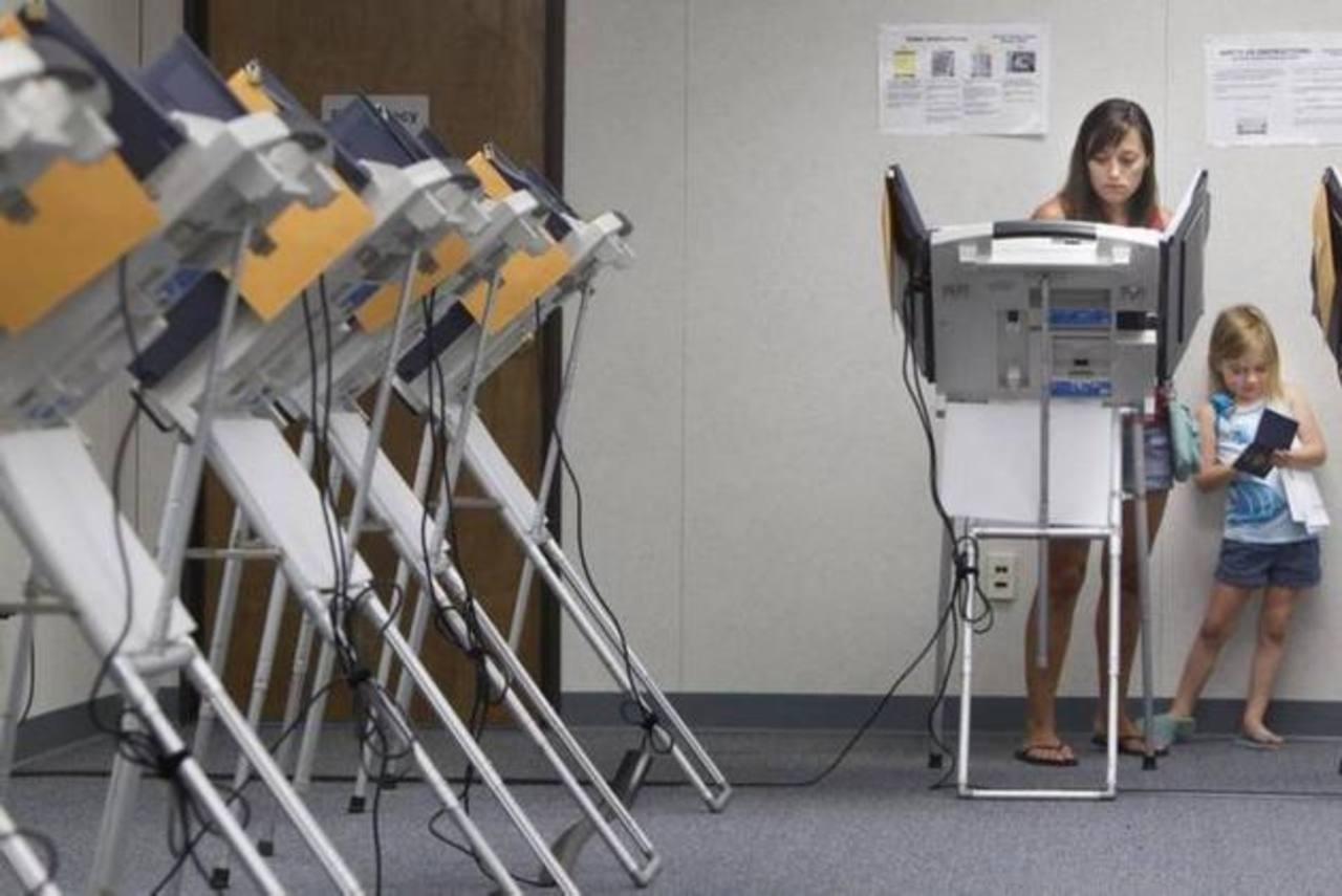 El periodo de votación anticipada concluirá el viernes 31 de octubre.