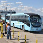 Sipago informó que Volvo y Marco Polo empezaron a fabricar más buses para Sitramss.