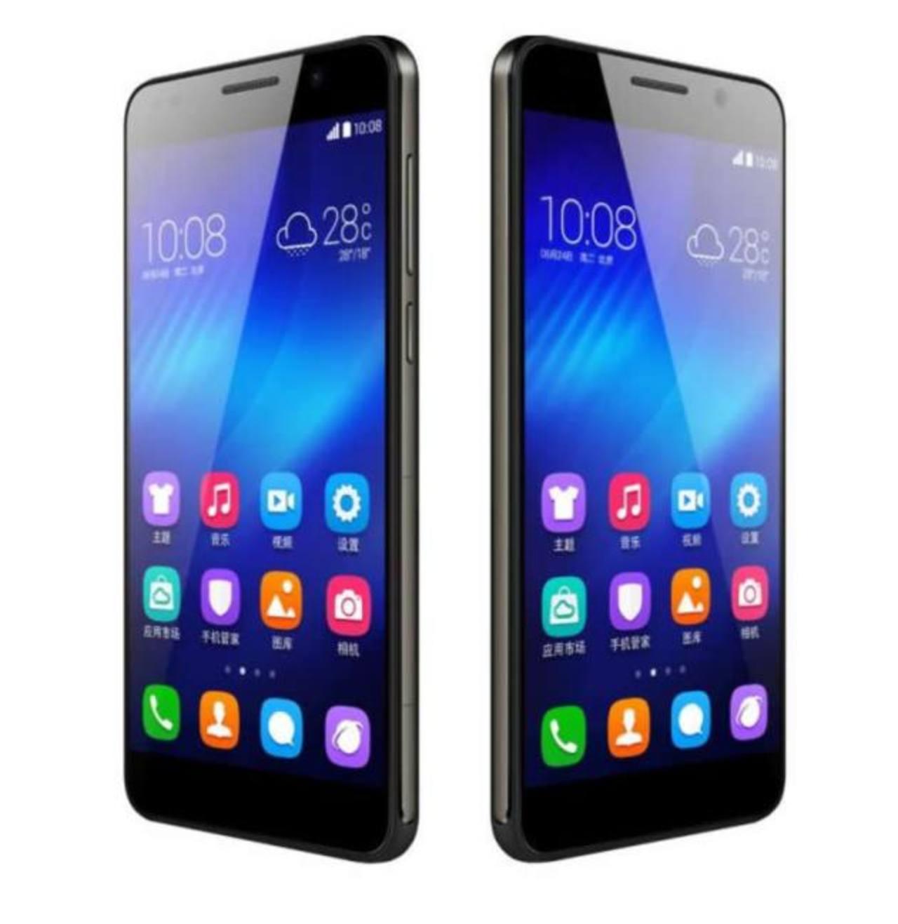 Huawei lanza su Honor 6, un teléfono inteligente de gama alta a precio medio
