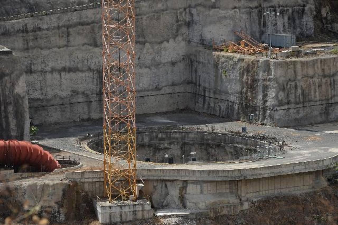 El gobierno de Salvador Sánchez Cerén aún no ha dado una posición clara sobre el hoyo de El Chaparral y otros proyectos.