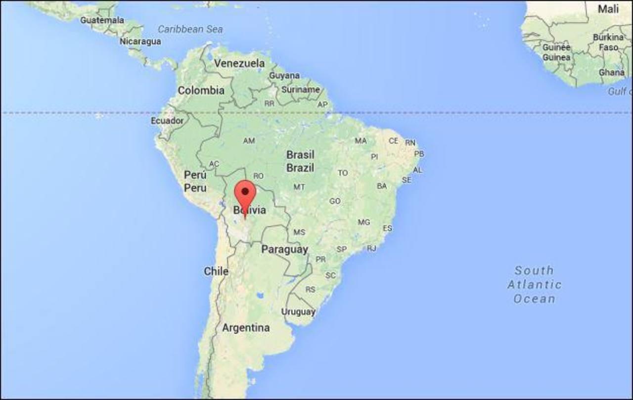 Entierran vivo a hombre acusado de brujería en el sureste de Bolivia