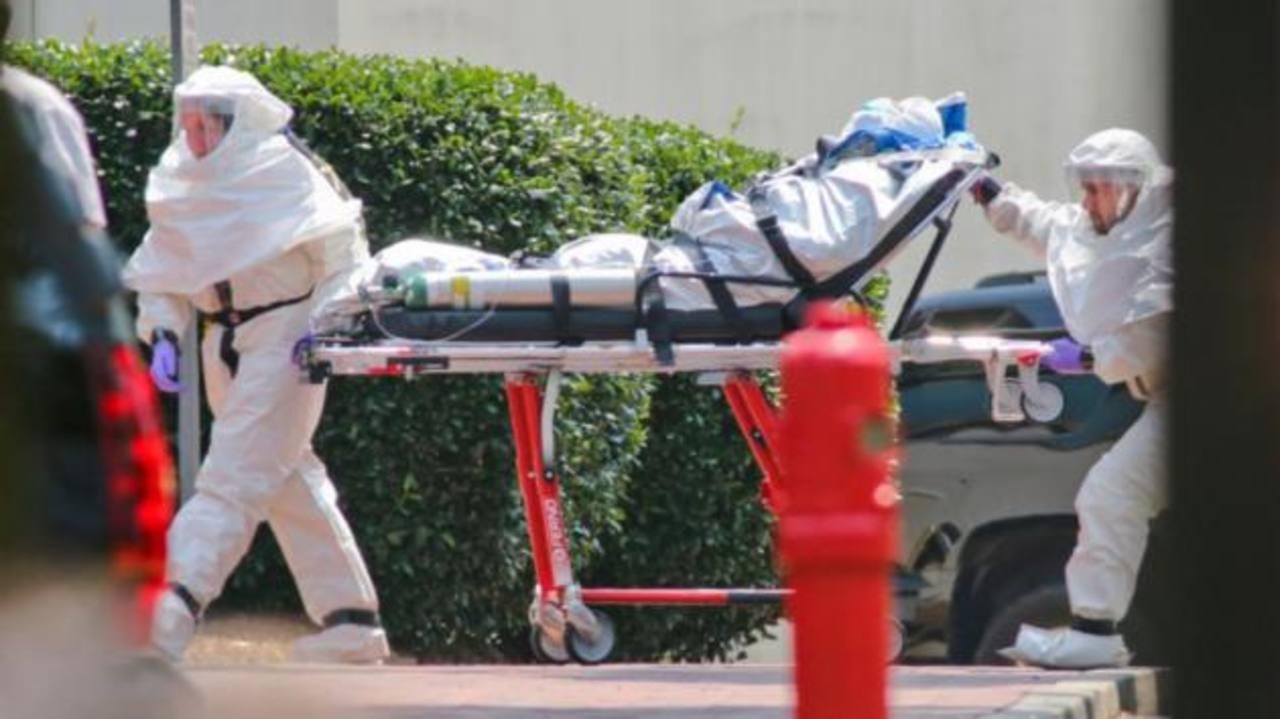 Seis personas que se han salvado del ébola