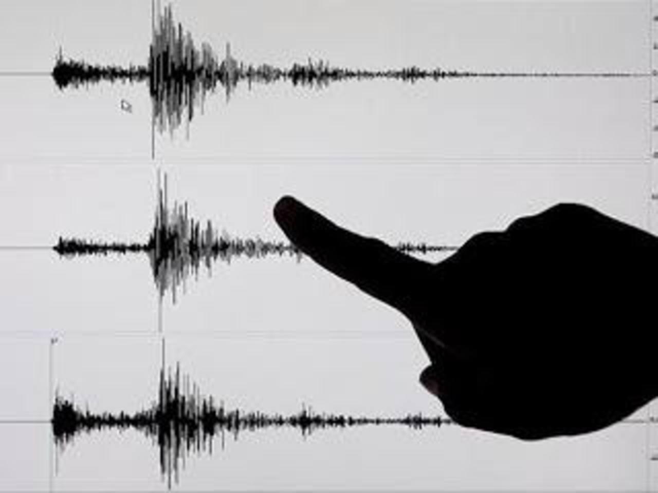 Sismo de magnitud 4.9 sacude centro y Pacífico sur de Costa Rica