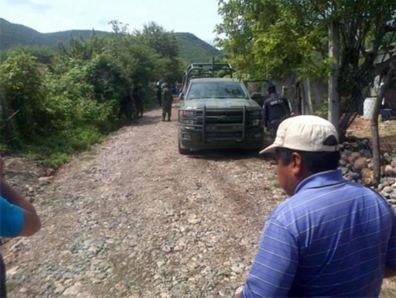 El procurador de Guerrero confirmó el hallazgo de la fosa; hasta el momento no se sabe cuántos cuerpos fueron localizados.