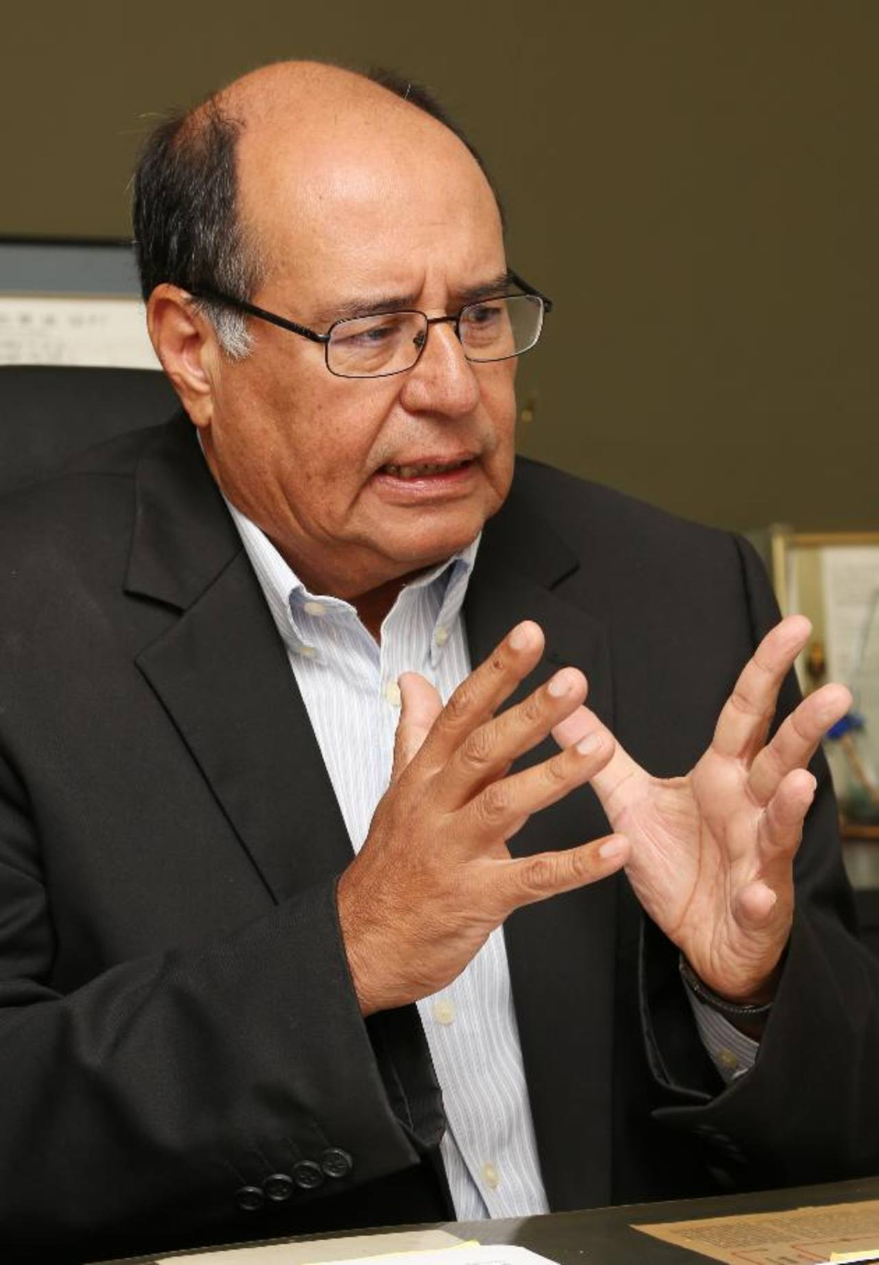 Bertrand Galindo además confirmó que Enel Green Power mantiene vigentes sus planes de inversión en el país.