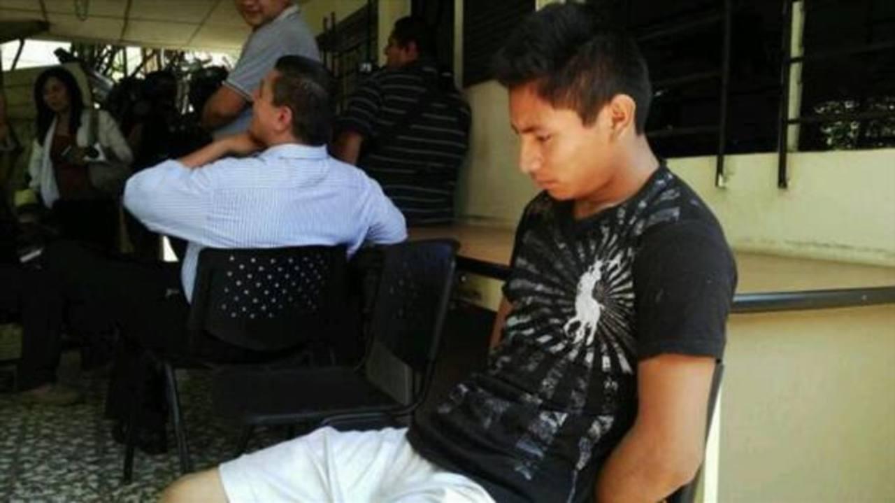Condenan a 35 años de cárcel a hombre que mató a su hijastro en Panchimalco
