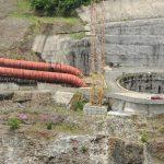 Sólo un enorme hoyo se construyó con el millonario gasto