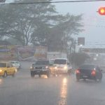 Las lluvias serán más intensas en la cadena montañosa del país, según el informe meteorológico. Foto EDH / Archivo.