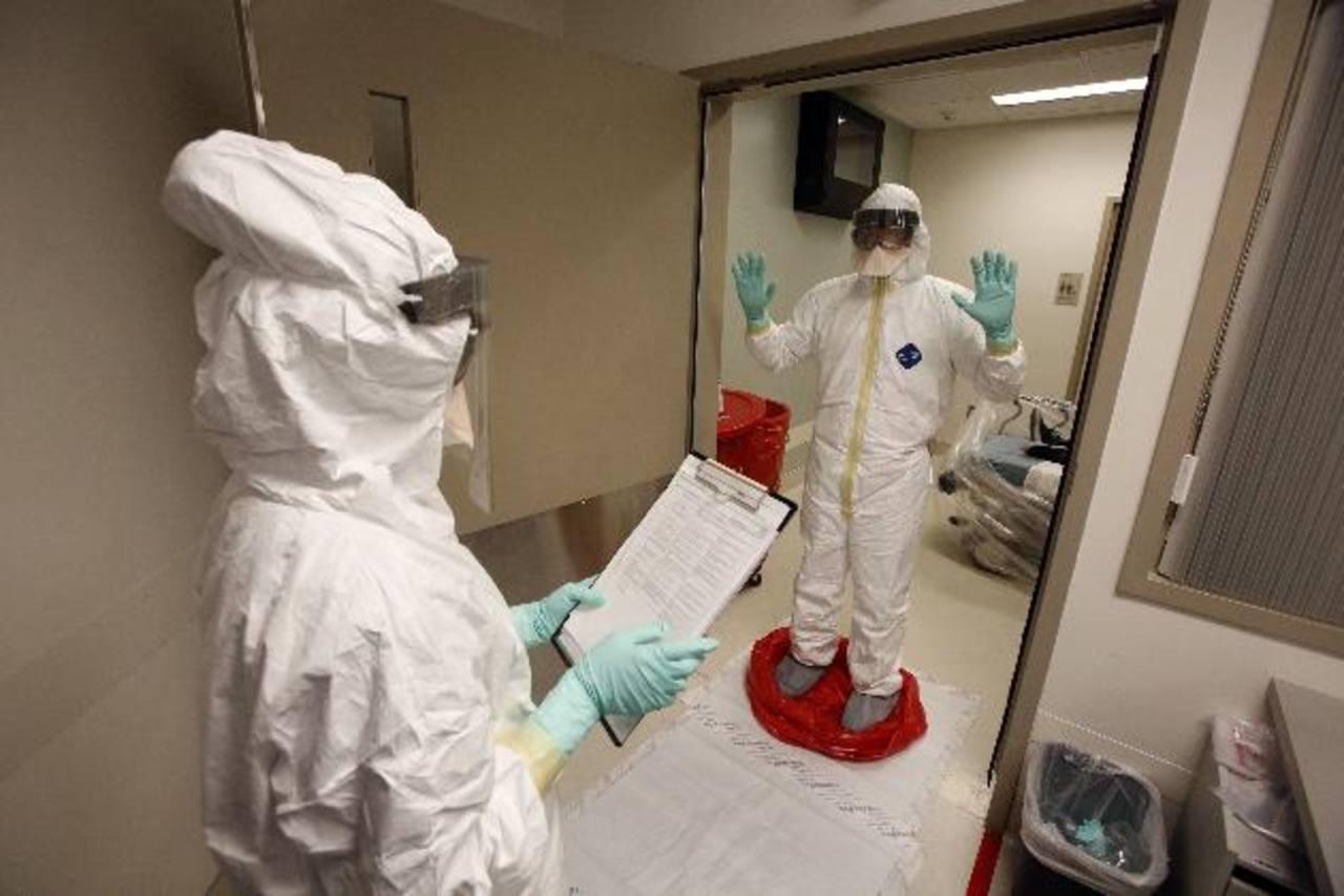 EE.UU. apoyará acciones de la OPS contra el ébola en el continente americano