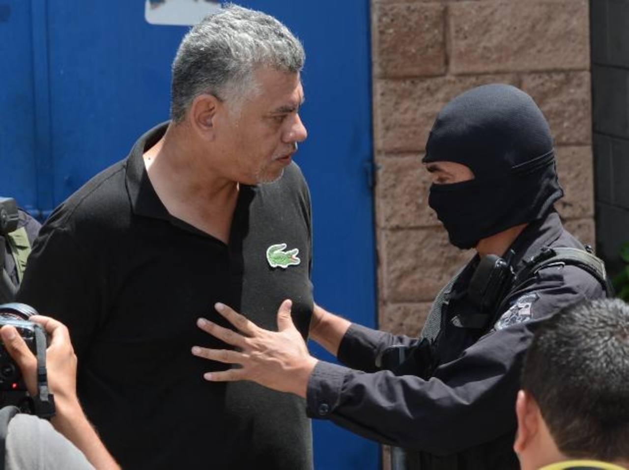 """El """"Burro"""" Herrera enfrentará un juicio en los próximos días."""