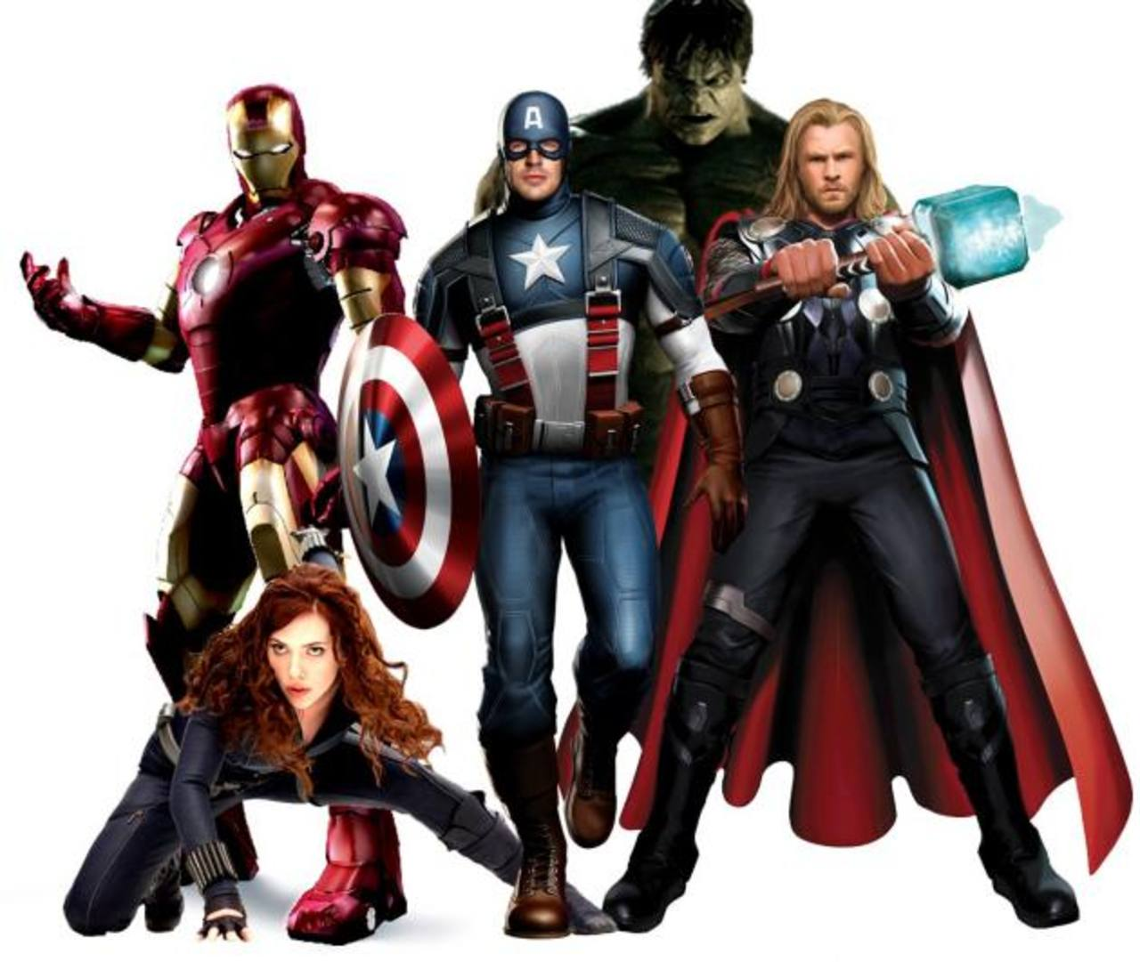 """Nuevo filme de """"The Avengers"""", una de las más esperadas."""