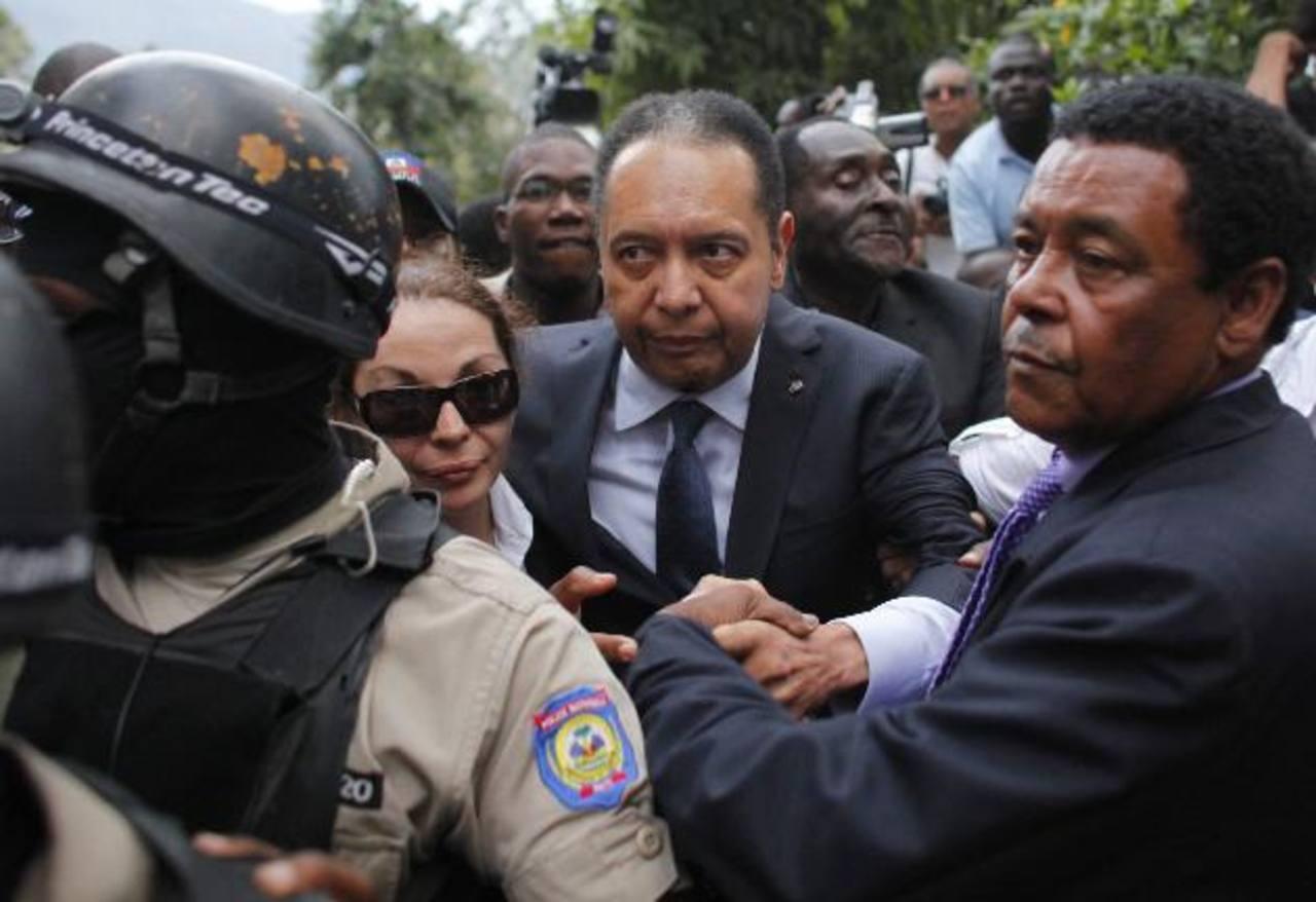 Fallece expresidente haitiano Jean Claude Duvalier