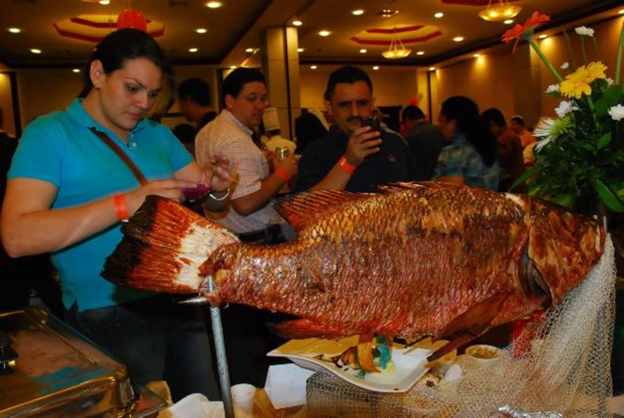 La invitación está ahecha para quienes deseen asistir al evento gastronómico. foto edh / archivo.