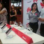 Huawei presenta el Ascend P7 en El Salvador