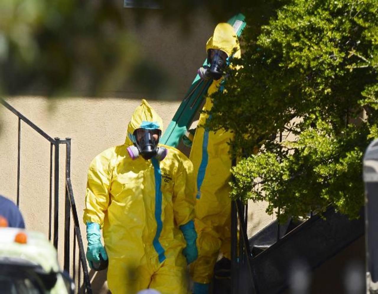 EE.UU. confía en contener el ébola pese a registrar primer caso dentro del país