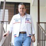 Edwin Zamora tramita hoy permiso en congreso para dedicarse a su candidatura