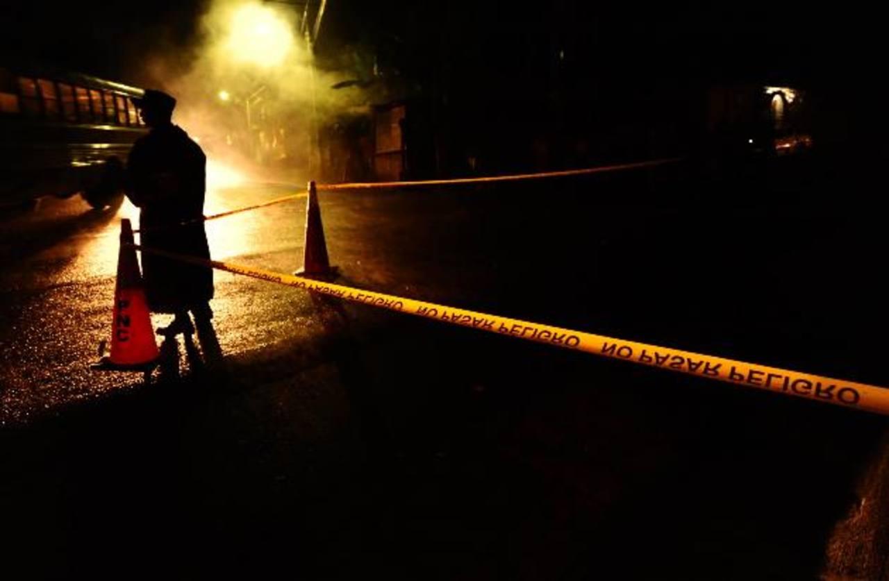 Muere en Apopa empleado municipal durante accidente del tren de aseo
