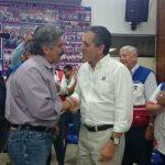 Jorge Velado juramenta a 40 directivas políticas del distrito 2 de ARENA.