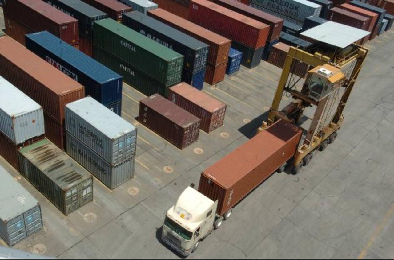 El comercio con Estados Unidos ha crecido en 28 % en la última década. Foto EDH / archivo