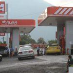Alba Petróleos reportó una venta de gasolina de $522 millones en 2013, registrando pérdidas por $23 millones.