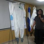 El Ministerio de Salud ha adquirido trajes nivel tres para tratar el ébola