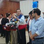ARENA ofrece candidatura de diputado a Norman Quijano