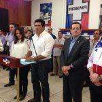 """El arenero José Andrés Hernández dijo que está dispuesto a """"rescatar"""" a Mejicanos y agradeció a la cúpula tricolor y las bases de ARENA por haber confiando en él. Foto EDH / cortesía"""