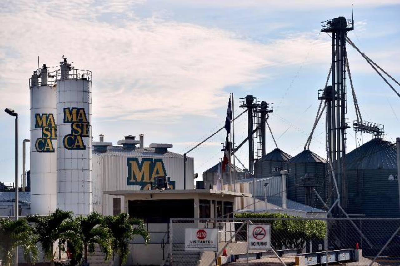 La planta de producción ha operado por 20 años en El Salvador. foto edh / rené quintanilla.