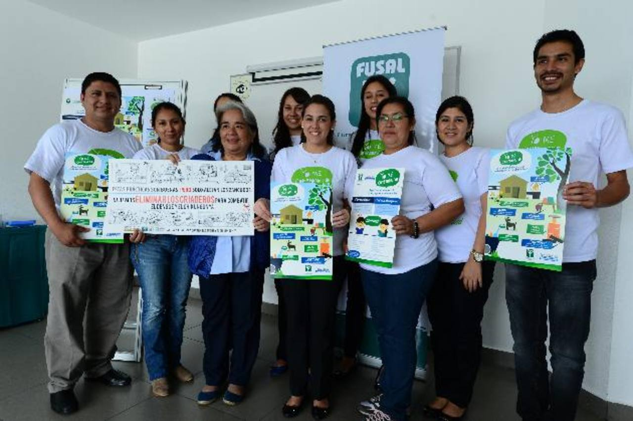 Voluntarios buscarán prevenir la enfermedad a través de la educación. Foto EDH / Jorge Reyes
