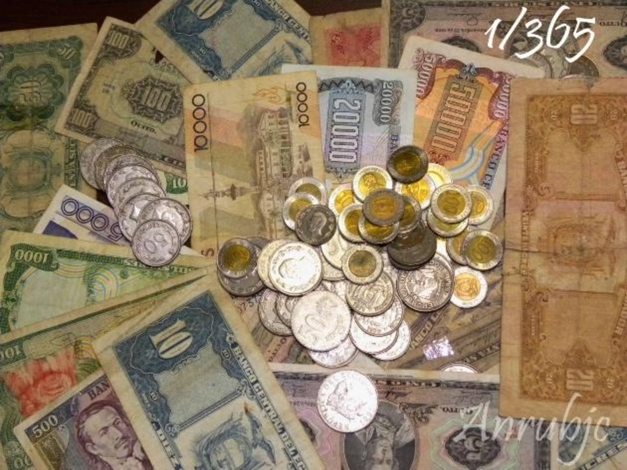 El sucre es la moneda oficial de los países miembros del Alba. foto edh / archivo.