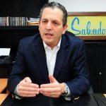 """Edwin Zamora: """"Mi posición es que seamos serios y creemos condiciones para atraer inversión al país"""""""
